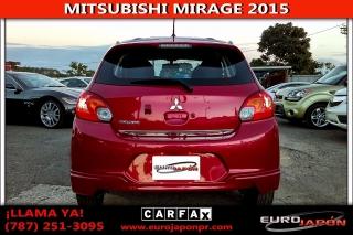 MITSUBISHI MIRAGE 2015