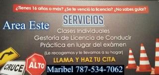 Yo te ayudo Licencia 787-534-7062 Maribel en Area Este