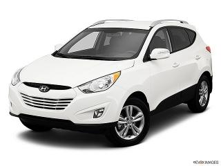 Hyundai Tucson GL Violeta 2013