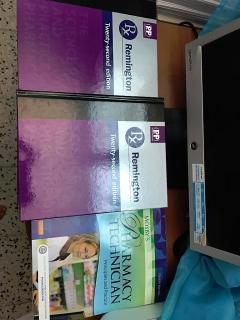 Libros de Farmacia