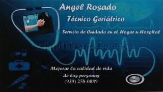 Tecnico geriatrico