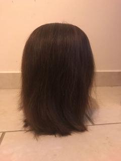human hair mannequin