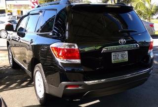 Toyota Highlander 2013, automatica, 3 filas, 4 cilindros