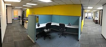Oficina individual incluye todo.