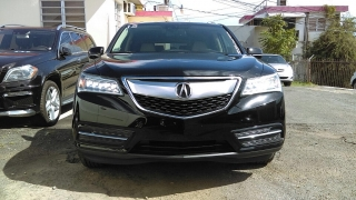 ACURA MDX TECH PACK 2014