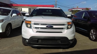 FORD EXPLORER LIMITED 2013