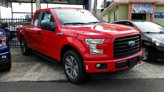 Ford F-150 XL Rojo 2017