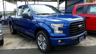 Ford F-150 XL Azul 2017