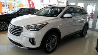 Hyundai Santa Fe SE Blanco 2017