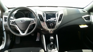 Hyundai Veloster Blanco 2017