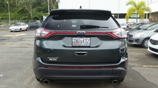 Ford Edge SE Gris Oscuro 2015