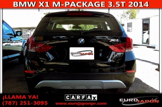 BMW X1 M-PACKAGE 3.5T 2014