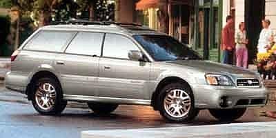 Subaru Legacy Wagon Outback Ltd 2003