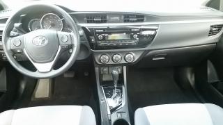 Toyota Corolla L Blanco 2016