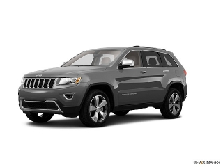 Jeep Grand Cherokee Limited Gris 2014