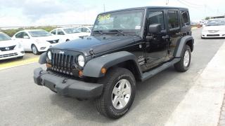 Jeep Wrangler Unlimited Sport Verde 2012