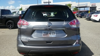 Nissan Rogue S Gris Oscuro 2016