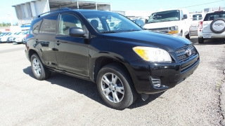 Toyota Rav4 Negro 2010