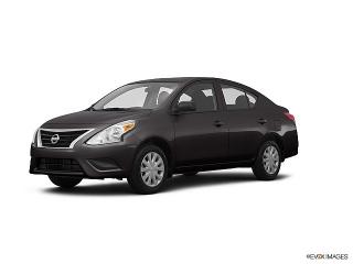 Nissan Versa S Gris Oscuro 2015