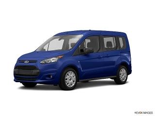 Ford Transit Connect Wagon XLT Azul 2015
