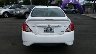 Nissan Versa SV Blanco 2016