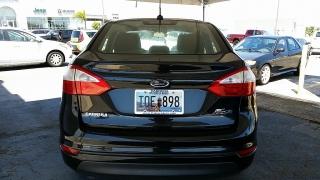 Ford Fiesta S Negro 2015