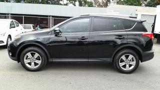 Toyota RAV4 XLE Negro 2015