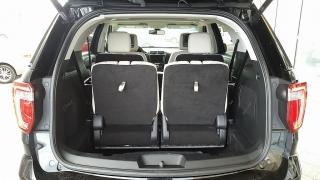 Ford Explorer Platinum Negro 2016