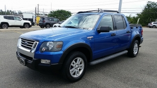 Ford Explorer Sport Trac XLT Azul 2010