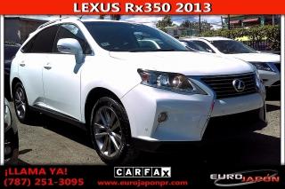 LEXUS Rx350 2013