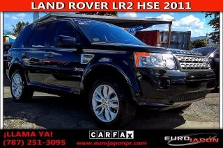 LAND ROVER LR2 HSE 2011