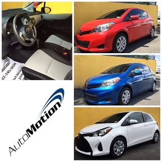 TOYOTA YARIS HB 2015 FULL POWER