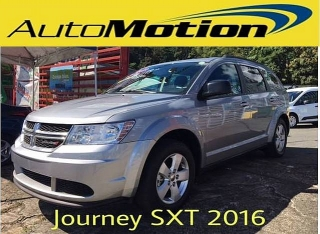 DODGE JOURNEY 2016 TRES FILAS DE ASIENTOS