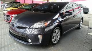 Toyota Prius Five Gris Oscuro 2013