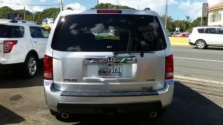 Honda Pilot EX Plateado 2011