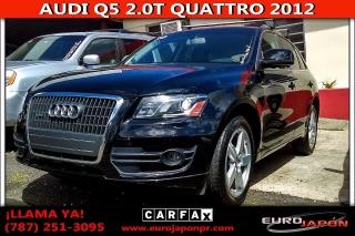 AUDI Q5 2.0T QUATTRO 2012