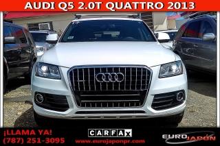AUDI Q5 2.0T QUATTRO 2013