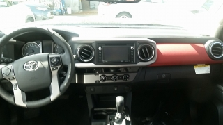 Toyota Tacoma SR5 Negro 2017