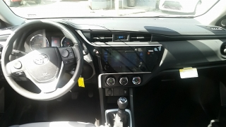 Toyota Corolla L Blanco 2017