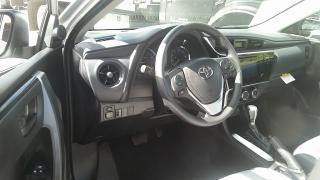 Toyota Corolla L Plateado 2017