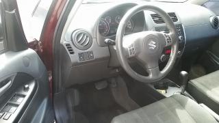 Suzuki SX4 Sedan Sport GTS Rojo Vino 2011