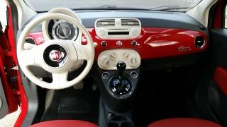 Fiat 500 Pop Rojo 2014