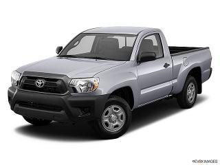 Toyota Tacoma Reg Cab 2wd I4 At Gray 2014