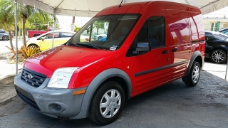 Ford Transit Connect XL Rojo 2013