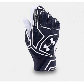 Guante Under Armour Negro