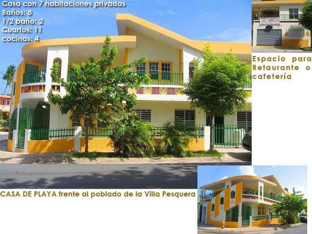 Casa de playa con multiples apartamentos para alquiler para compra venta en isabela todos en - Alquiler de apartamentos en playa ...