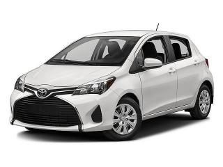 Toyota Yaris HB Blanco 2017