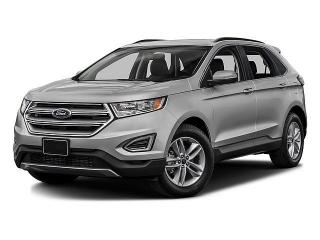 Ford Edge SEL Rojo 2017