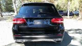 Mercedes-Benz GLC-Class GLC300 Obsidian Black Metallic 2016