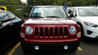 Jeep Patriot Sport Rojo Vino 2016